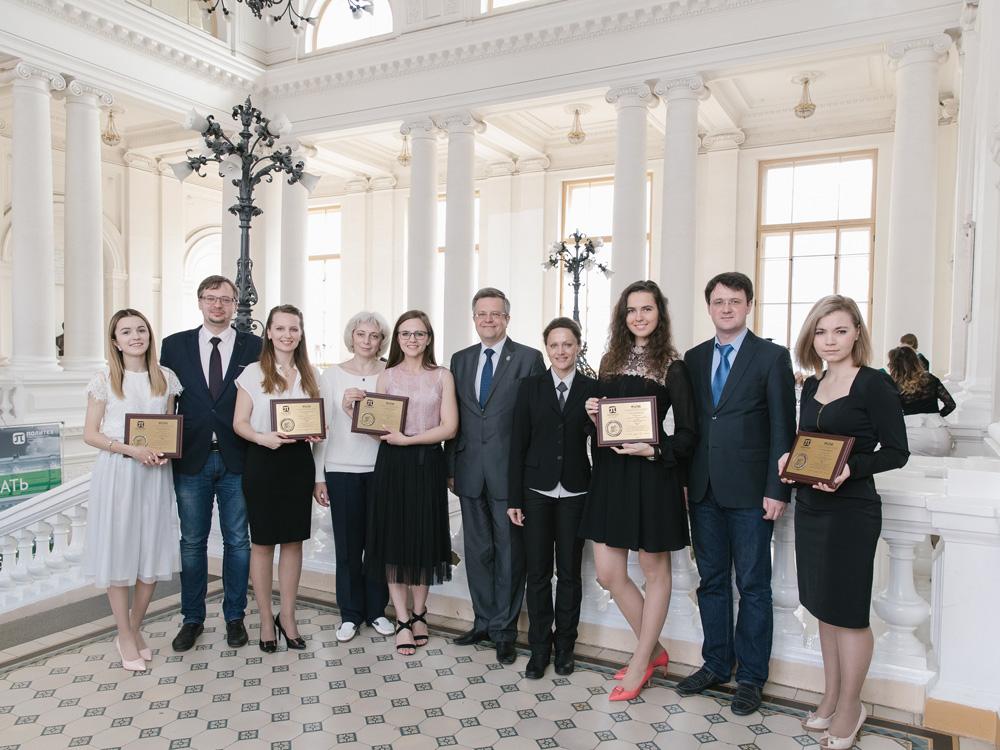 Магистры ИПМЭиТ среди лучших выпускников Политехнического университета
