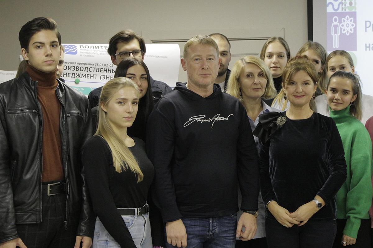 Фестиваль ВместеЯрче пришел в Политехнический университет