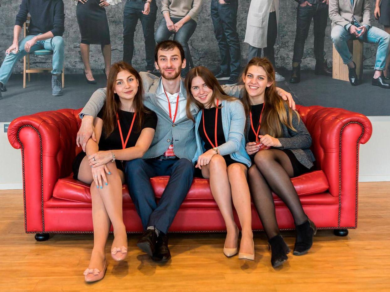 Студенты ИПМЭиТ заняли второе место в финале международного соревнования Battle of Business