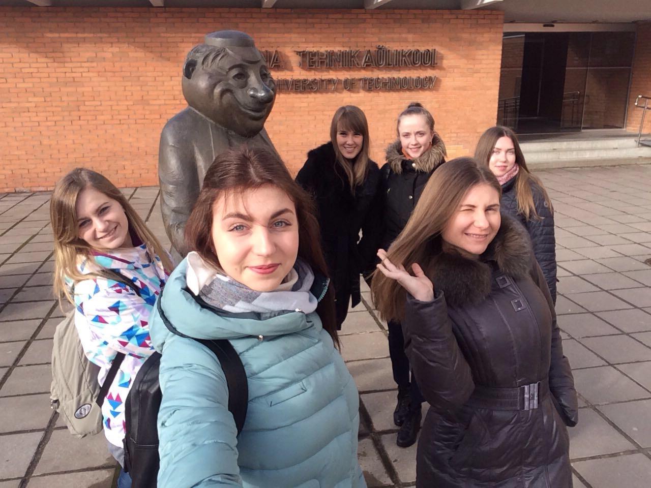 Научные каникулы в Эстонии