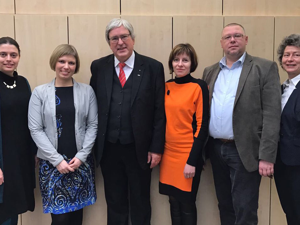 ИПМЭиТ укрепляет сотрудничество с Бранденбургским техническим университетом