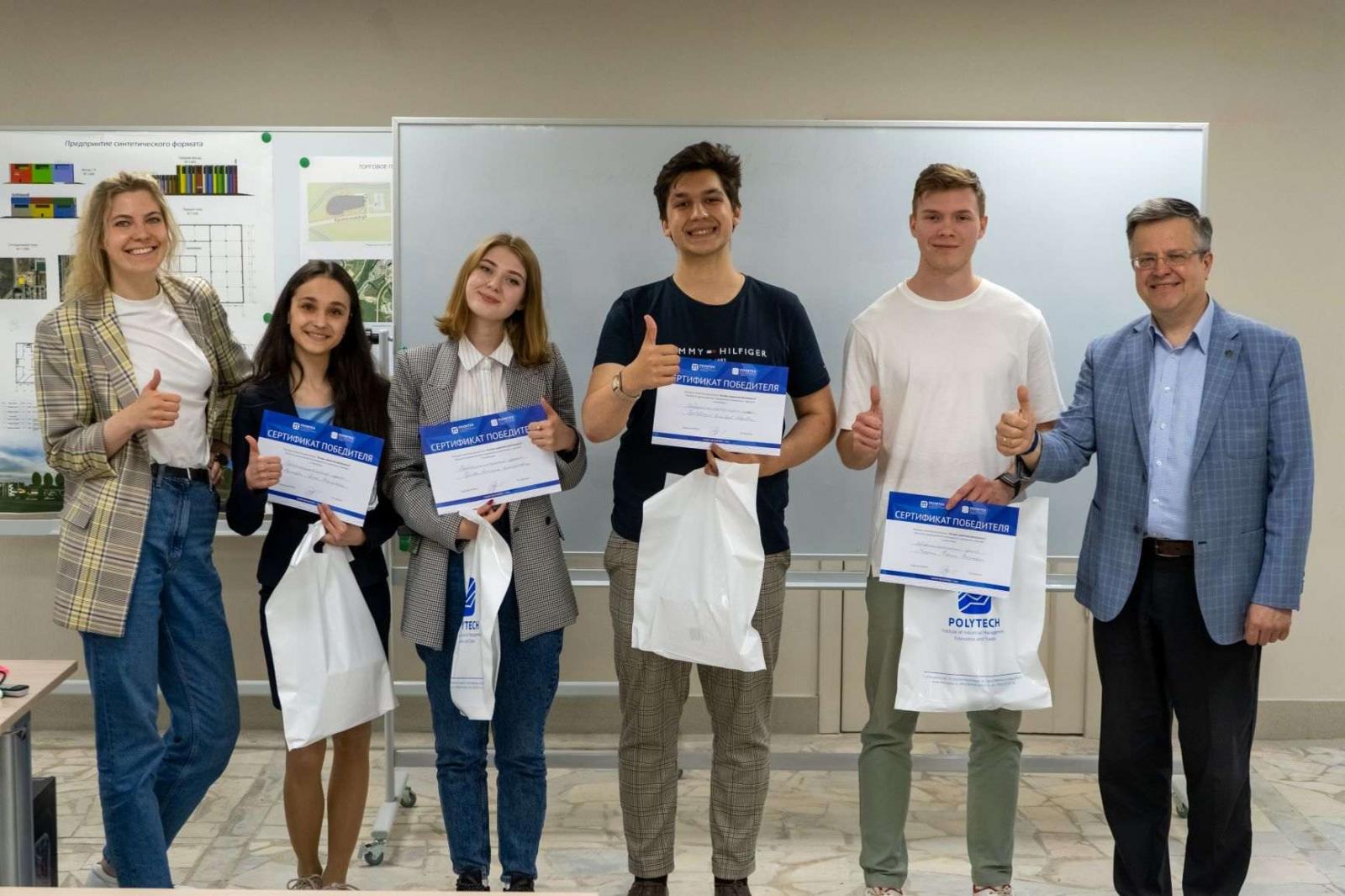 Состоялся финал конкурса проектов дисциплины Основы проектной деятельности.
