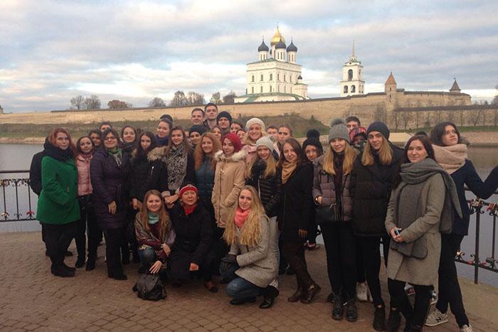 Преподаватели и студенты МВШУ побывали на экскурсии