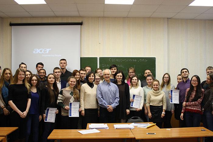 Международный научно-практический семинар «Software Engineering: Project Estimation»: связь науки, образования и реального бизнеса