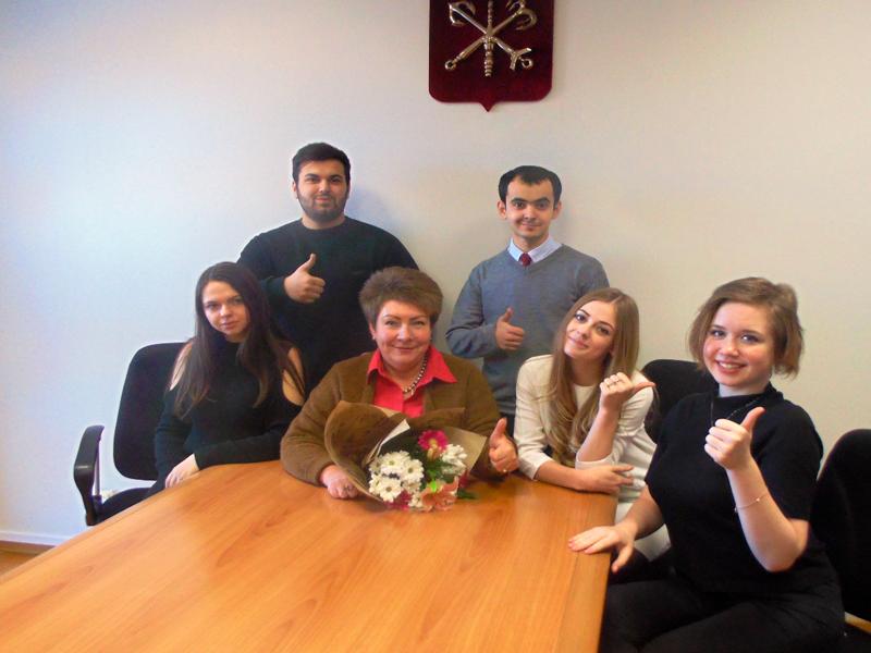 Студенты ИПМЭиТ - победители Всероссийской олимпиады по маркетингу