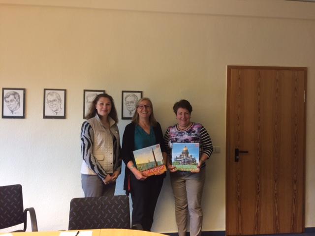 Представители ВШВиВТ посетили Университет прикладных наук города Штральзунда
