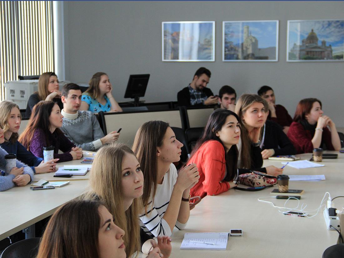 Зимняя школа магистров открыла для студентов новые возможности