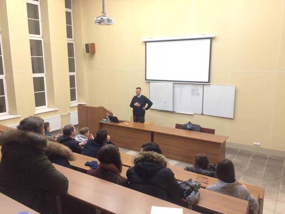 Лекция руководителя проекта «KАFE PROJET» Артура Искандарова, или С чего начинается кофе?