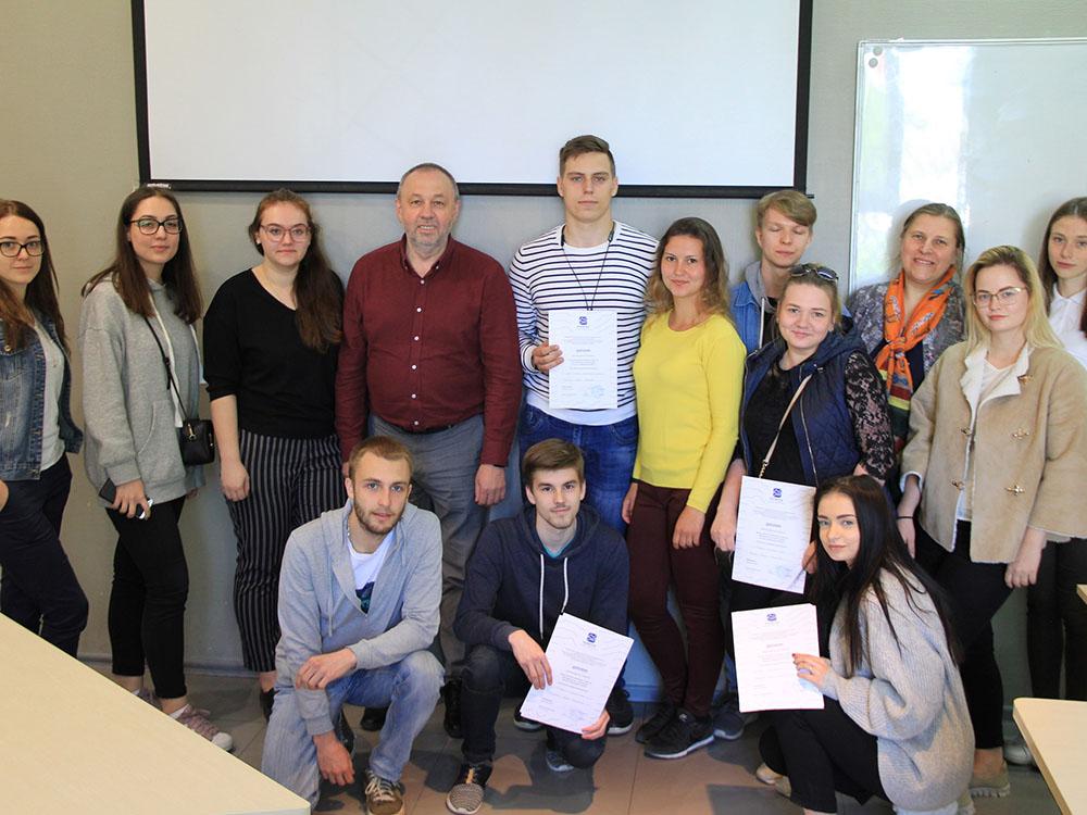 В ИПМЭиТ состоялась Всероссийская олимпиада студентов по направлению «Технологии управления бизнесом»
