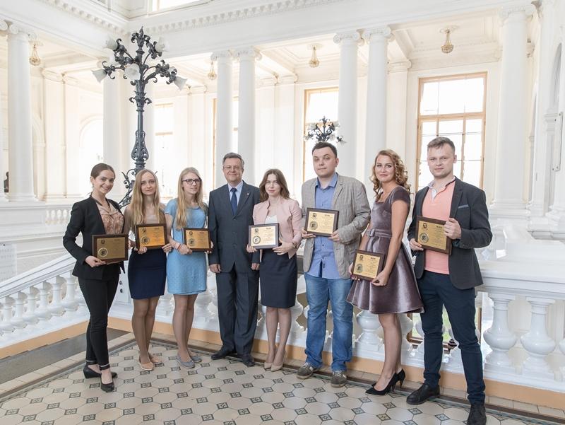 Семь выпускников ИПМЭиТ получили награды