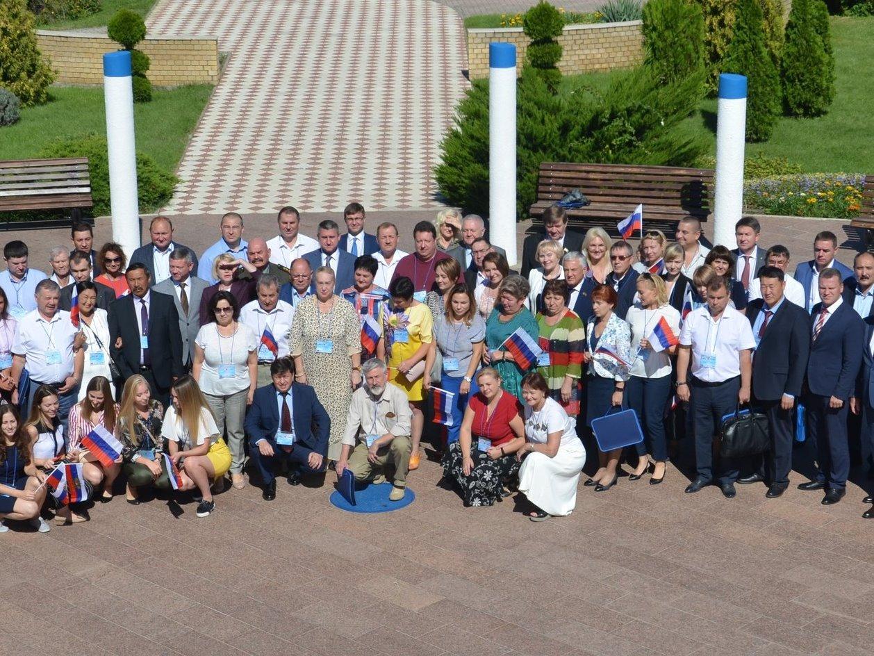 Представители ВИЭШ поучастовали в XVIII Российском муниципальном форуме