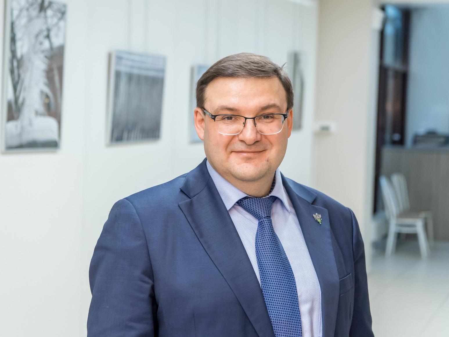 Открытая лекция заместителя мэра г. Череповец Михаила Анатольевича Ананьина