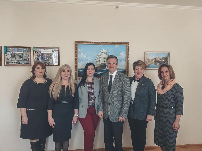 Академическая мобильность с Белорусским торгово-экономическим университетом потребительской кооперации
