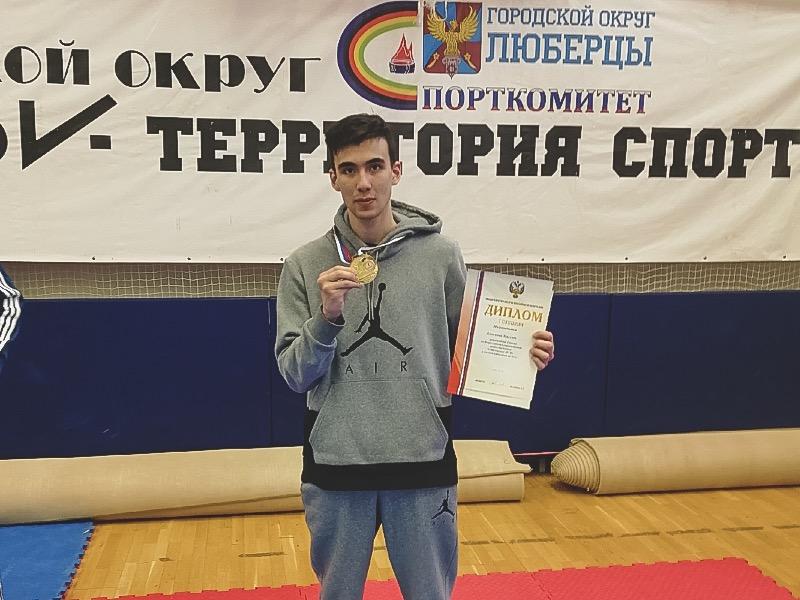 Студент ИПМЭиТ – чемпион Всероссийских соревнований по тхэквандо