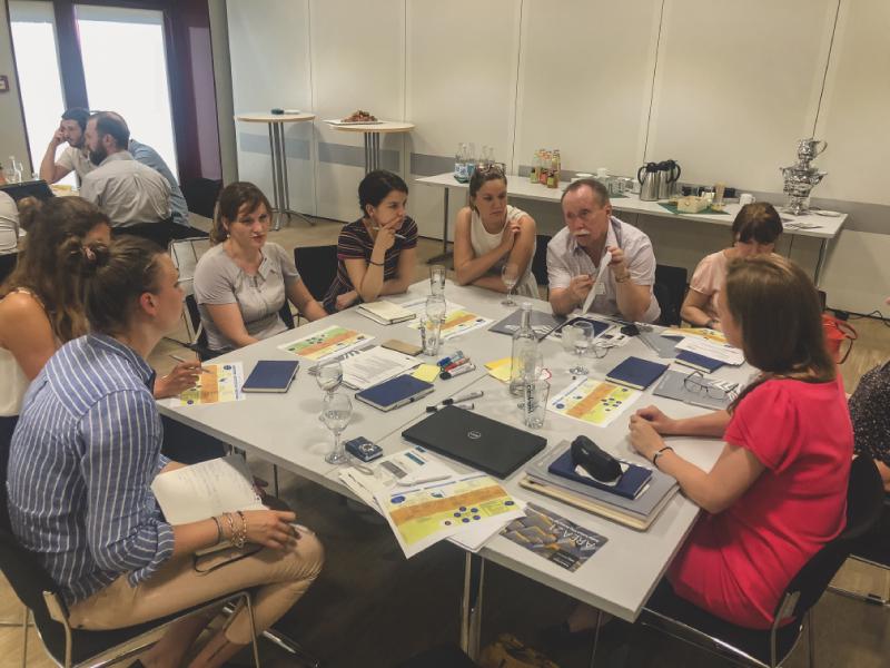 Поездка представителей ИПМЭиТ в Гамбург по проекту AREA21