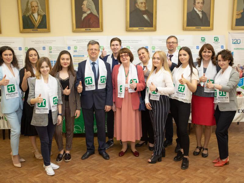 Студенты ИПМЭиТ – победители конкурса «Студенты – городу 2019»