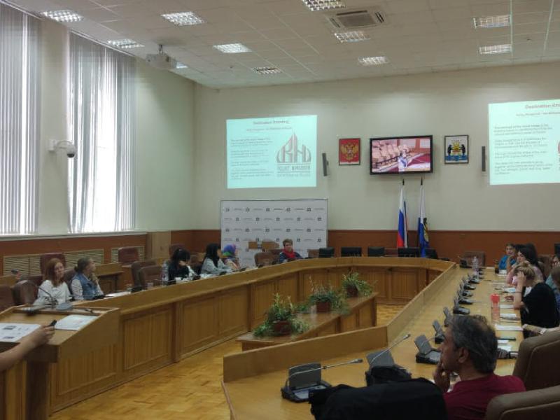 Слушатели программы ВШСТ переняли новгородский опыт развития туризма в рамках Международной политехнической летней школы