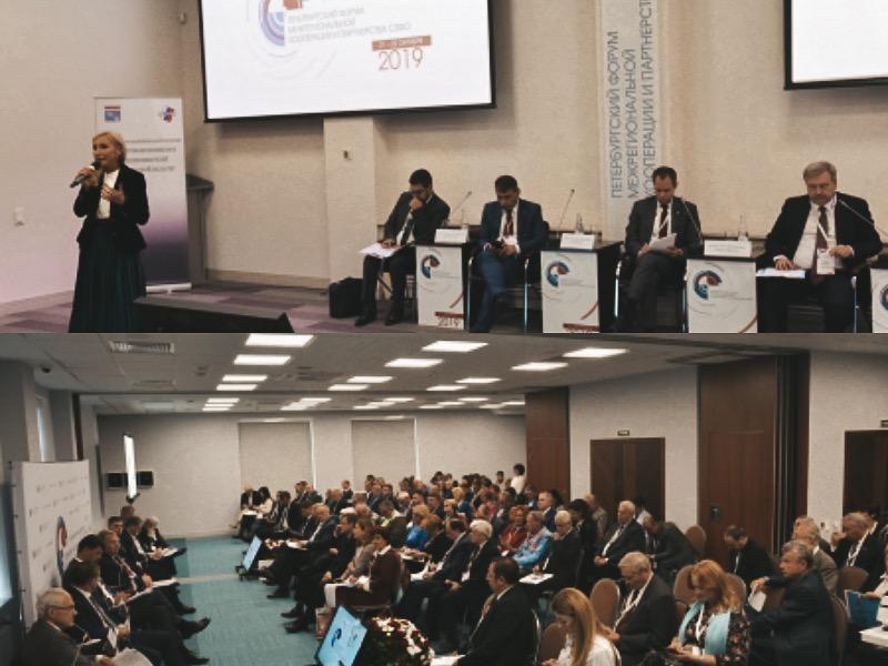 ВШСТ на Форуме межрегиональной кооперации и партнерства СЗФО