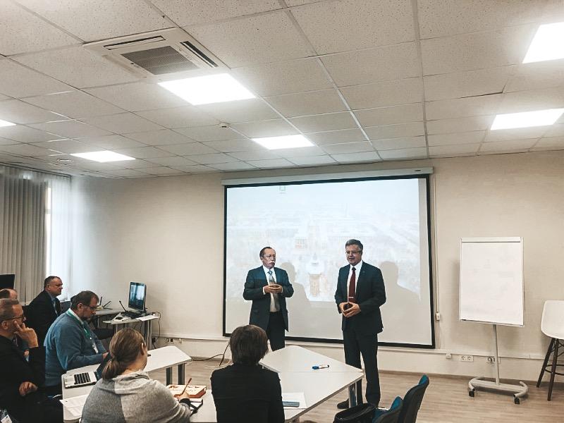 Транснациональная встреча партнеров проекта AREA21
