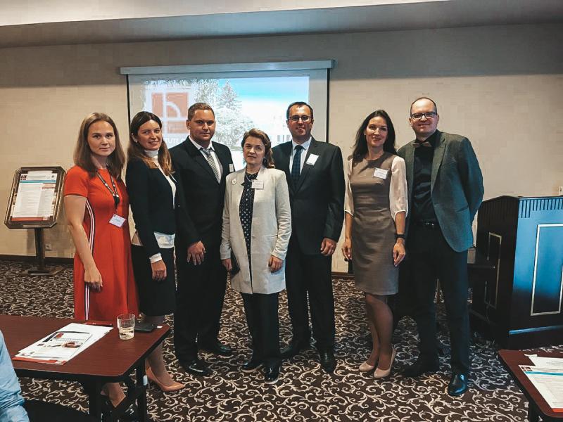 Представители ИПМЭиТ на IES2019 в Чехии