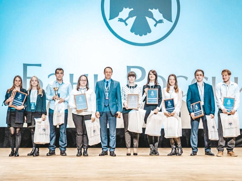 Студенты ИПМЭиТ заняли 2 место на межрегиональном кейс-чемпионате «Авангард»