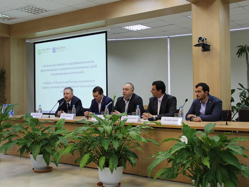 В Политехе прошел международный семинар по управлению цепями поставок