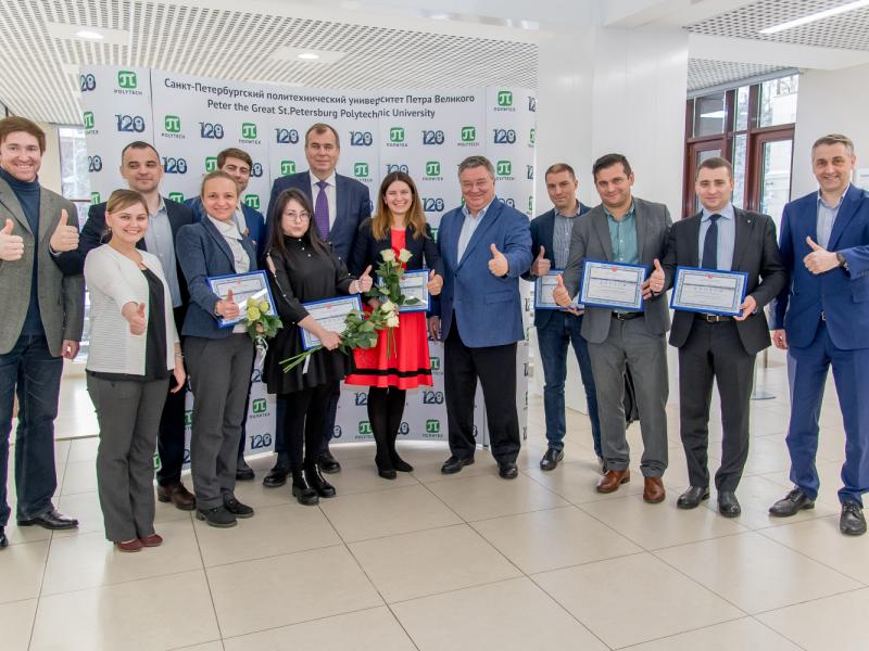 Преподаватели ИПМЭиТ в числе лучших в Санкт-Петербурге