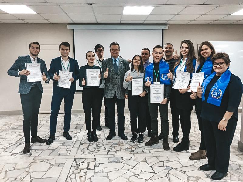 Подведение итогов Всероссийской олимпиады «Торговле будущего – знания и энергия молодых»