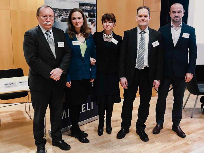 Бизнес-семинар по зелёной энергетике в Генеральном Консульстве Финляндии