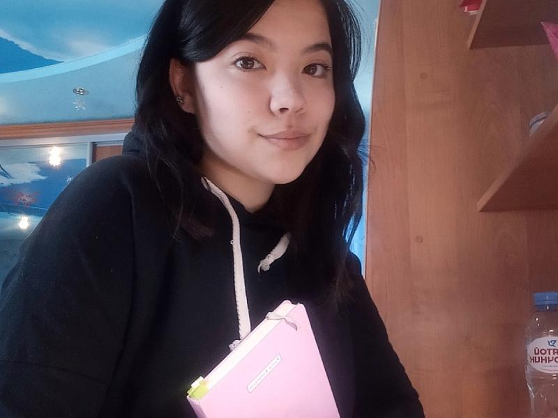 Студенты ИПМЭиТ на самоизоляции: Алина Кайданова